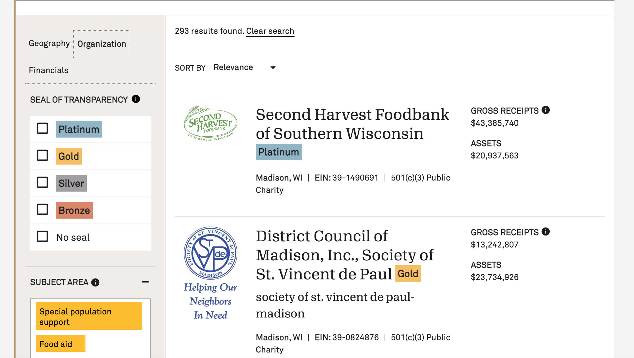 Greater Madison Nonprofit Directory