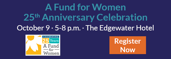 A Fund for Women 25th Anniversary Celebration