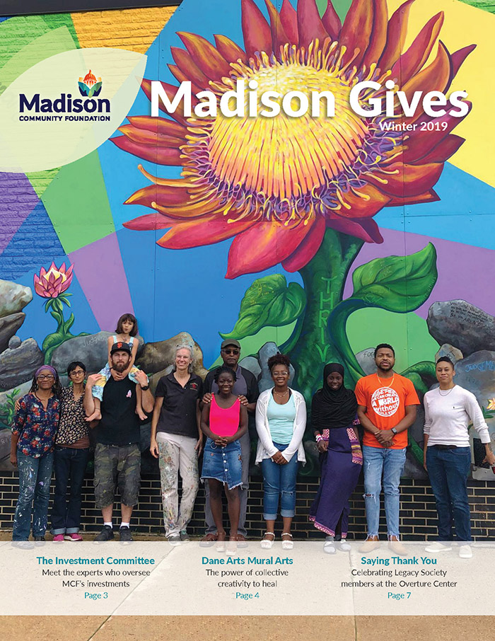 Madison Gives Fall 2019 issue