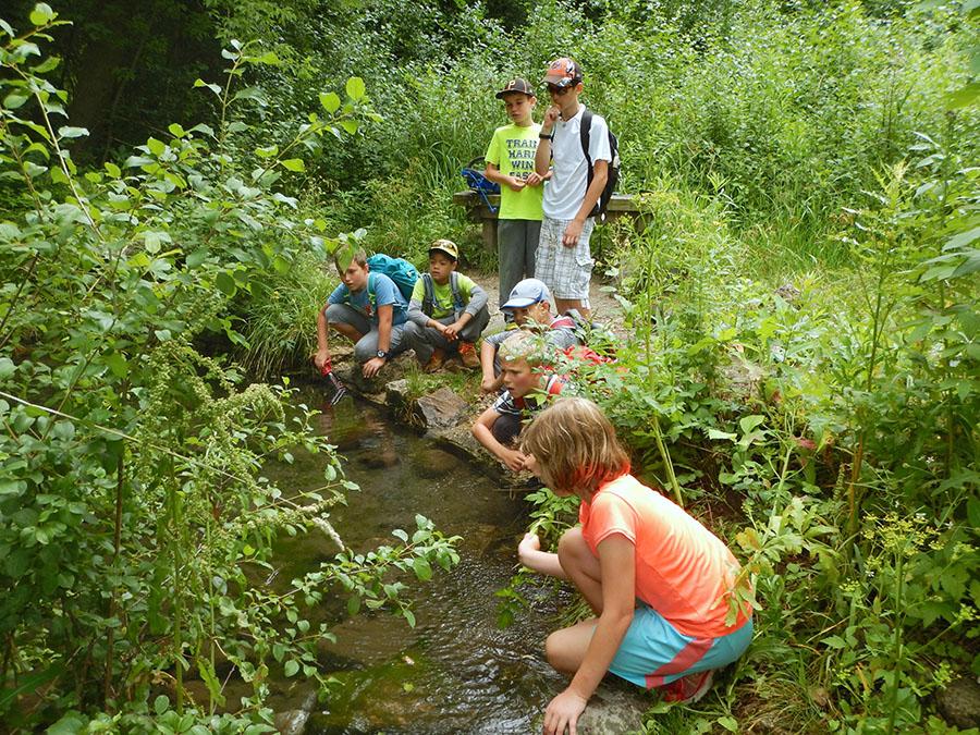 Gathering Waters Summer Saunter