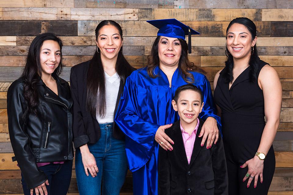 omega school graduation fall 2020 Madison Gives
