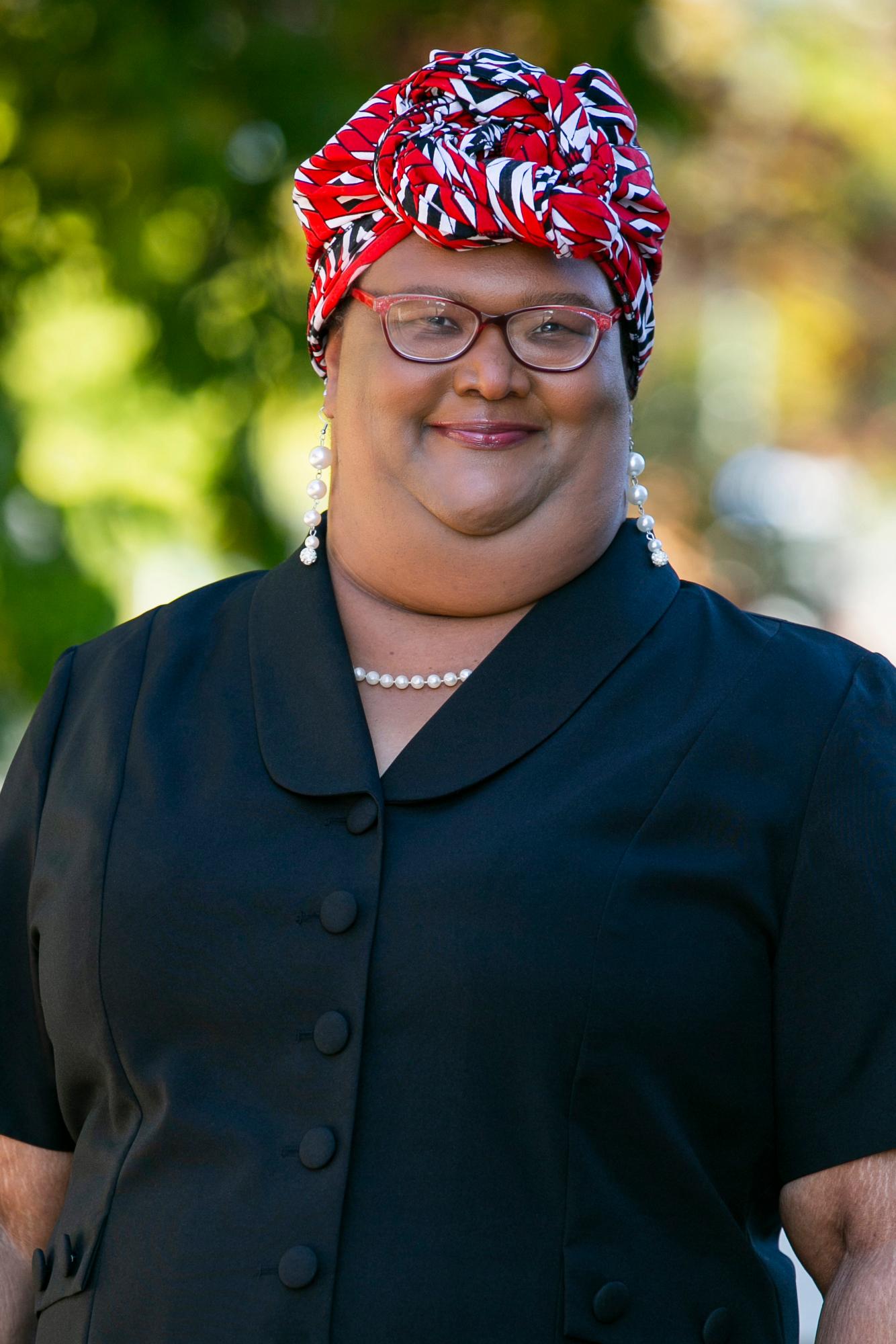 Angela R. Davis