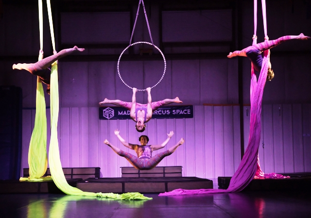 Circus Space photo by Tona Williams
